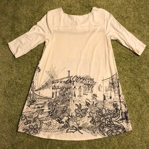Anthropologie Tops - Anthropologie Weston Hall & Parlor Tee